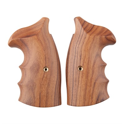 Ahrends 052-000-082 S&W Revolver Exotic Wood Grips