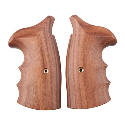 Ahrends 052-000-086 S&W Revolver Exotic Wood Grips
