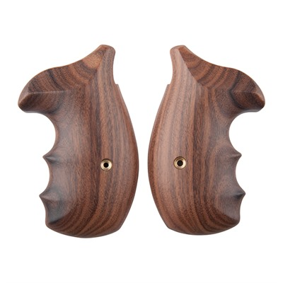 Ahrends 052-000-087 S&W Revolver Exotic Wood Grips