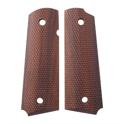 1911 Auto Exotic Wood Grips - Moradillo Combat .45 Gov'T Grip