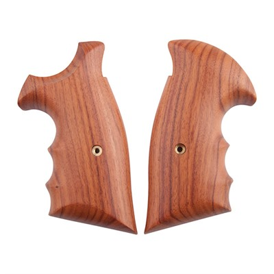 Ahrends 052-000-098 S&W Revolver Exotic Wood Grips