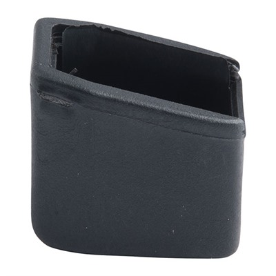 "Semi-Auto Pistol Extended Magazine Base Pad - Pad Fits 9mm/.40 S&W M&P,5 Or 6 Rds,1-1/4"" Addl M"