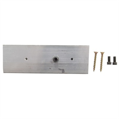 Stock Shop 070-202-400 Rifle Thin Singlepoint Butt Plate
