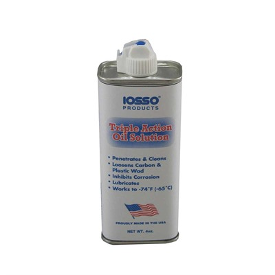 Iosso Products Eliminator Triple Action Oil - Triple Action Oil