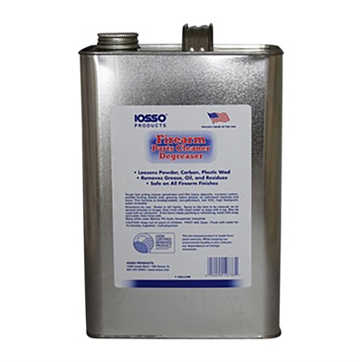 Iosso Products Firearm Parts Cleaner Degreaser - Firearms Parts Cleaner Degreaser 1 Gallon