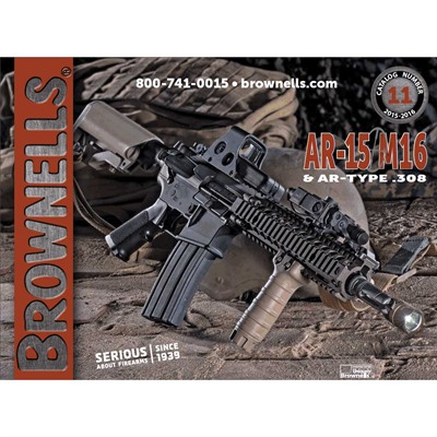 Brownells Ar-15 Catalog