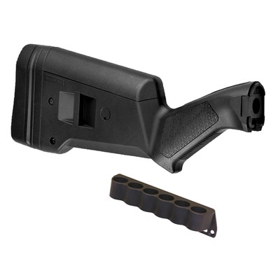 Brownells Remington 870 Sga Buttstock W/ 6-Rd Shell Holder