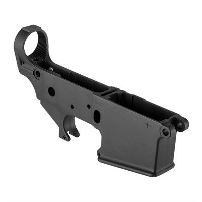 Brownells Ar-15 Blemished 601 Lower Receiver - Blemished Brn-601 Lower Receiver