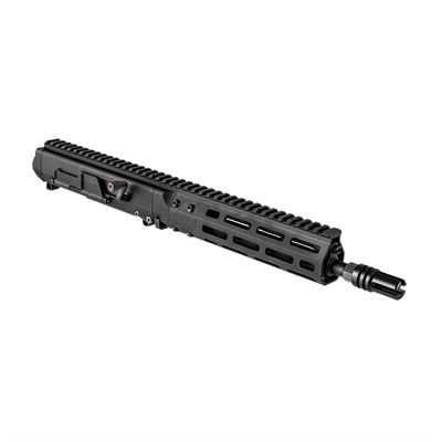 Brownells Brn-180s Ar-15 Complete Upper Receiver Assembly - Brn-180s Ar-15 10.5
