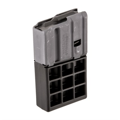 Brownells Ar 15 5/10rd Magazine 223/5.56 Ar 15 Magazine 223/5.56 5rd Aluminum Gray Online Discount