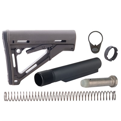Buy Brownells Ar-15 Ctr Stock Assy Collapsible Mil-Spec