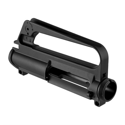 Brownells Ar-15 Slickside Upper Receiver - Ar-15 Slickside Upper Receiver Black
