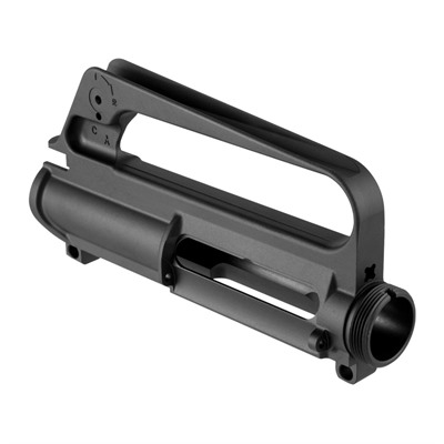 Brownells Ar-15 Slickside Upper Receiver - Ar-15 Slickside Upper Receiver Gray