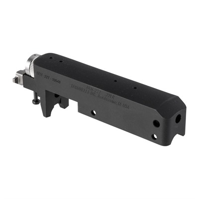 Brownells Brn-22 Takedown Stripped Receiver For Ruger! 10/22 - Brn-22t Stripped Standard Receiver For Takedown