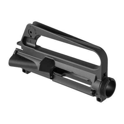 Brownells Ar-15 C7 Stripped Upper Receiver - Ar-15 C7 Stripped Upper Receiver Black
