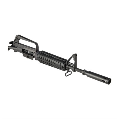 Brownells Xm177e2 Upper Receivers Complete 5.56 - Xm177e2 Upper Receiver 5.56mm 1-12 Twist 11.5