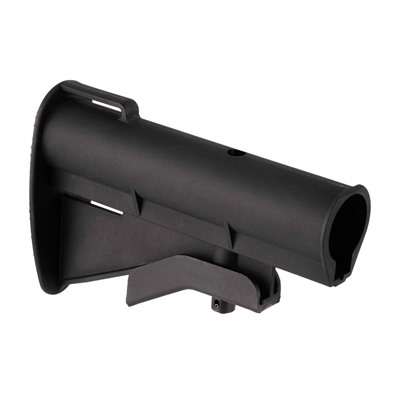 Brownells Car-15 Buttstock Mil-Spec - Car-15 Buttstock Mil-Spec Black
