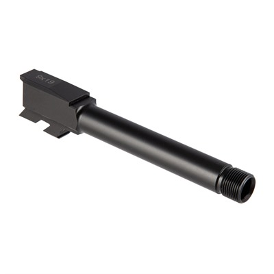 Brownells G48 Barrel For Glock 48 9mm - G48 Barrel Threaded 1/2