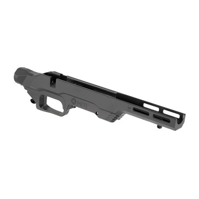 Brownells Lss Pistol Chassis - Lss Howa 1500 Mini Action Rh Chassis Assembly Black