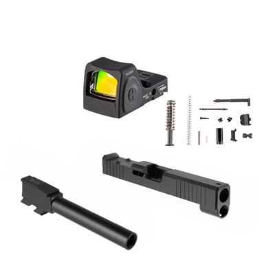 Brownells Rmrcc Parts & Kit For Glock~ 48 3.25 Moa Dot