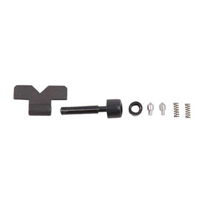 Brownells S&W V-Notched Rear Sight Kits - .160 V-Notch Sight Kit, K/L/N-Frame