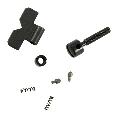 Brownells S&W V-Notched Rear Sight Kits - .196 V-Notch Sight Kit, K/L/N-Frame