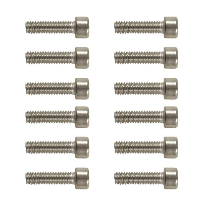 "Leupold Torx Screws Torx Head Base Screws Ss 6 40 Thread 485"" Length Discount"