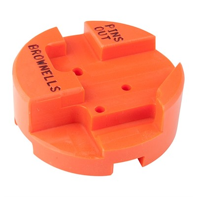 Brownells Ar-15 Front Sight Bench Block