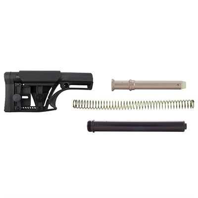 Brownells Ar-15 Modular Stock Assy Fixed Rifle Length