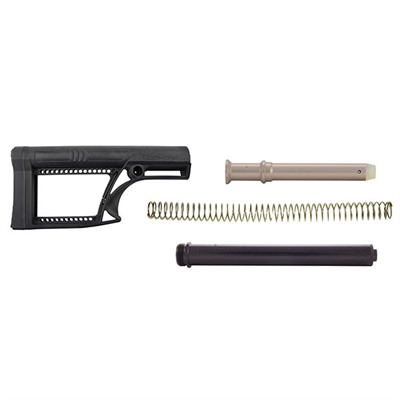 Brownells Ar-15 Skeleton Stock Assy Fixed Rifle Length