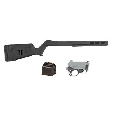Ruger~ 10/22~ Bx-Trigger W/Magazine 10-Rd Mag & Hunter Stock