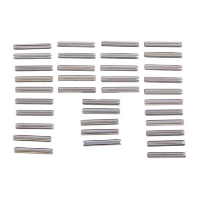 Brownells Stainless Steel Roll Pin Kit - 5/32