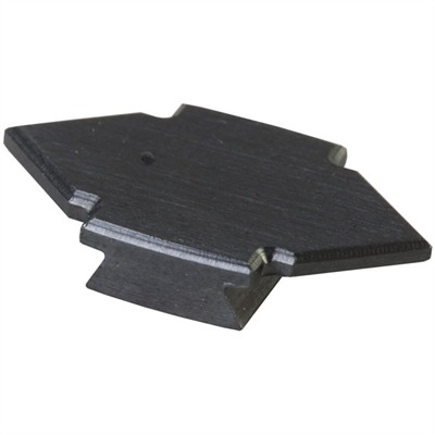 Dovetail Sight Slot Blank - Decorative Slot Blank