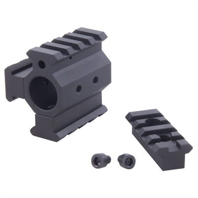 Brownells Ar-15 Gas Block Kit Modular
