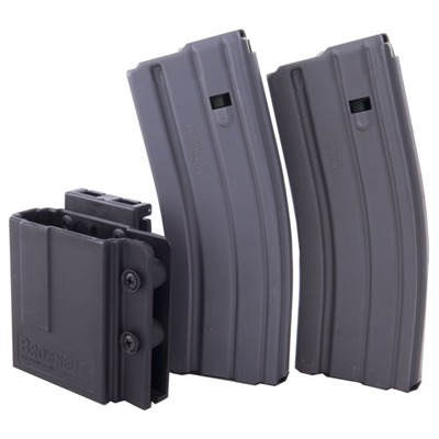 Ar-15 Magazine & Pouch Kit Ar15 Magazine & Pouch Kit : Magazines by Brownells for Gun & Rifle