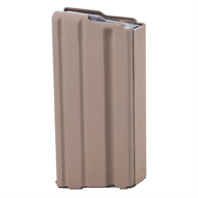 Ar-15 / m16 20- & 30-round Magazines 20-rd Ar15 / m16 Mag W / cs Sprg-socom Tan : Magazines by Brownells for Gun & Rifle