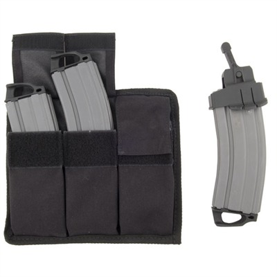 Ar-15 / m16 Tactical Magazine / pouch Readiness Pack 30 Rnd Military Gray Mag Kit : Magazines by Brownells for Gun & Rifle