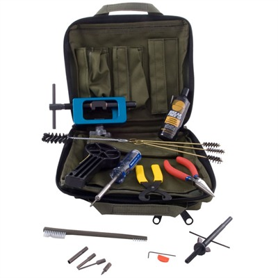 Brownells Weapons Field Maintenance Pack For Glock - Field Pack For Glock