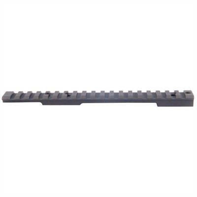 Brownells Remington 700 Long Action Picatinny Scope Base - Remington 700 La 20 Moa Aluminum Base