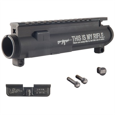 Buy Brownells Ar-15/M16 Etched Logo Upper Receiver Kits