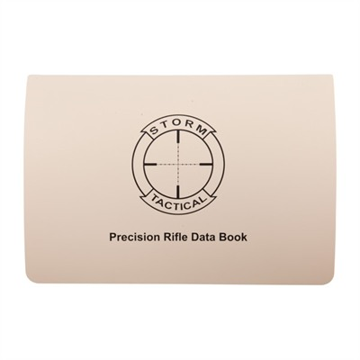 Brownells Rifle And Sniper Modular Data Books - Heavy Paper Modular Data Book, 3-Ring Large