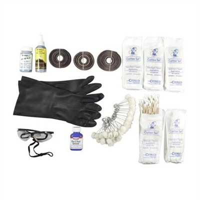 Cold Blue Refinishing Kit