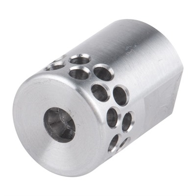Brownells Ar-15 Short Muzzle Brake 22 Caliber