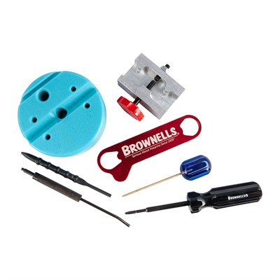 Brownells 1911 Critical Tools Kit - Brownells 1911 Complete Disassembly Kit