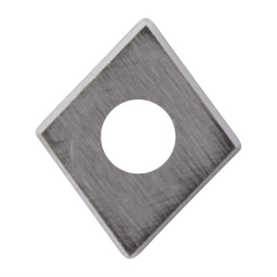 Brownells High-Speed Steel Insert - 7 Degree Relief, Thickness:.125