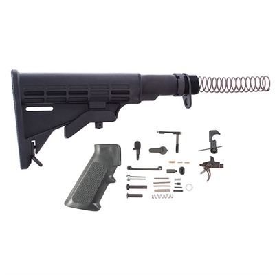 Buy Brownells Ar-15 Upgrade Lower Parts Kit