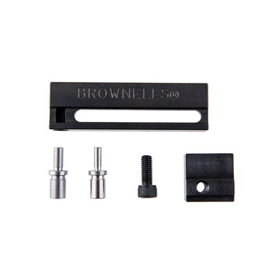 Brownells Firearm Specific Hammer/Sear Pin Block Kits - Ruger 10/22 Hammer/Sear Pin Block Kit