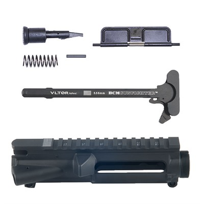 Brownells Ar-15 Premium Upper Assembly Build Kit W/Charging Handle