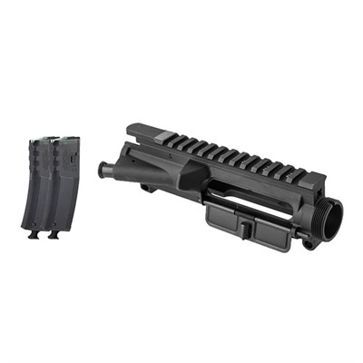 Ar-15 Assembled Upper W/2 Free 30-Rd Magazines
