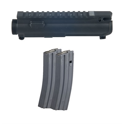 Ar-15 Stripped Aero Upper W/ 2 30-Rd Magazines